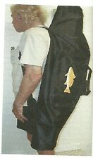 SALE!! Fishing Rod Bag/Case. Holds 6-8 2 pc. spinning, bait, fly rods, 60% OFF!
