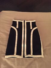 Authentic MOSCHINO Cheap & Chic vintage skirt I 40 US 6 Made in Italy - Amazing!