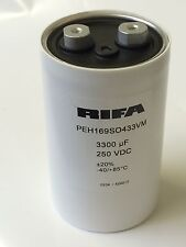 3300UF 250V KEMET / RIFA PEH169SO433VM BEST QUALITY INDUSTRY CAPACITOR ad2L16