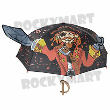 """30"""" Children's (PIRATE) CHARACTER Umbrella with Fun Handle RM4196"""