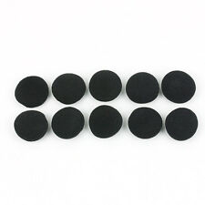 NEW 10 Pieces 35mm Foam Replacement Ear Cushions Earpads Covers for Headphones