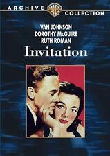 INVITATION - (B&W) (1952 Van Johnson) Region Free DVD - Sealed