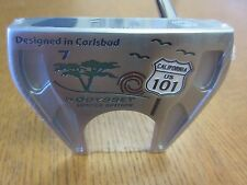 "NEW ODYSSEY GOLF HIGHWAY 101 LIMITED EDITION #7 PUTTER 35"" MEN'S"