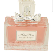 MISS DIOR ABSOLUTELY BLOOMING by CHRISTIAN DIOR ~ Eau de Parfum 3.4 oz UNBOXED