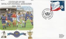 Centenary of the Royal Navy Football Association 1904 to 2004