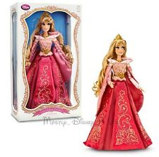 "Disney Store Sleeping Beauty Aurora 17"" Limited Edition Collector Doll LE 5000"