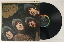 The Beatles - Rubber Soul - 1965 Vinyl LP Record Mono Capitol T-2442