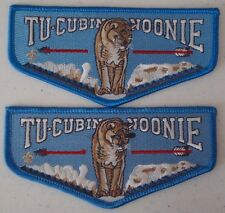 TU CUBIN NOONIE OA LODGE 508 FLAP UTAH 'WWW' IS GHOSTED TOUGH VARIETY 200 MADE