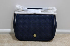 NWT Tory Burch Bryant Quilted Stiched Shoulder Bag in Hudson Bay 18169682