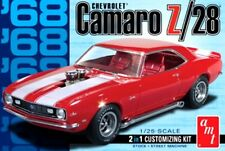 AMT 1968 Chevy Camaro Z-28 1:25 Scale Model Kit