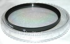 77mm UV Lens Protection Filter Guard Safety Protector 77 mm 77UV Circula Zeikos