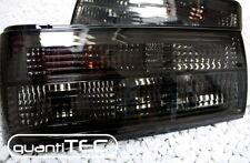 Faros traseros luces traseras set bmw e30 3er cabrio 90-93 negro black smoke nuevo