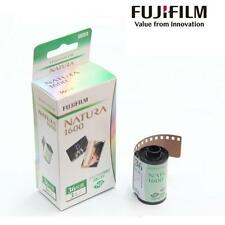 3 Rolls Fuji Fujifilm Natura 1600 35mm 36exp 135 Color film