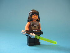 Lego Star Wars Minifigure Quinlan Vos & Lightsaber 7964 **New**