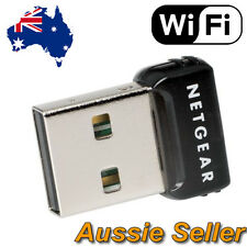 Netgear WNA1000M Wireless USB Micro Adapter N150 WiFi Nano Mini WLAN Dongle 150M