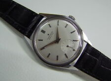 ICON RARE 50'S ZENITH CHRONOMETER MANUAL WIND CAL:135 MOVEMETN MAN'S WATCH