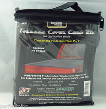 WOLFSTEINS PRO SERIES TONNEAU COVER VINYL CLEANER PROTECTANT KIT FORD CHEVY GMC