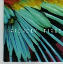 (CU915) Friendly Fires, Live Those Days Tonight - 2011 DJ CD