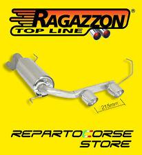 RAGAZZON TERMINALI SCARICO CENTRALI 2/90 MM ALFA MITO 1.4 79CV 09/08  50.0293.60