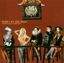 "PANIC AT THE DISCO ""A FEVER YOU CAN´T SWEAT OUT"" CD NEU"
