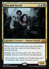 x1 Gisa and Geralf MTG Eldritch Moon M/NM, English