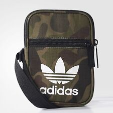 adidas mini shoulder SMALL messenger bag (CAMO) 100% genuine!!