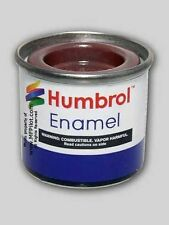 MATTE RUST RED HUMBROL Enamel Model Paint - 14ml Tin #113