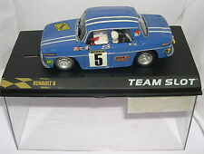 TEAM SLOT 74001 RENAULT 8 COPA TS  #5 RESINE   LTED.ED.  MB