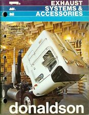 1983 Donaldson Exhaust, Systems & Accessories Weatherly No. 170 Catalog C-84