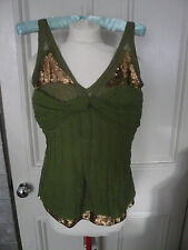 ladies NEW glamerous top 8 euro 36 tags DAY Birger Mikkelson stylish exquisite
