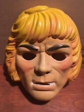 Vintage 80's Ben Cooper He-man Mask Masters Of The Universe String Intact