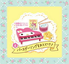 Re-ment Sanrio Miniature My Melody Floral Party Set rement No.06