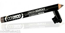 CRAYON A SOURCILS TAUPE - HYPOALLERGENIQUE - AVEC SA BROSSE//N°3//MAKE.UP.COSMOD