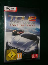 Test Drive Unlimited 2 (PC, 2011, DVD-Box)