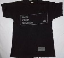 VTG MANIC STREET PREACHERS T SHIRT S Hell Is Other People Punk Rock Tour 80s 90s