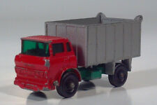 "Matchbox No 28 Lesney GMC Tipper Truck Dump 2.5"" Die Cast Scale Model"