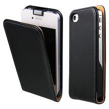 Apple iPhone 4  4S Cover Etui Case für Handy Schutz Hülle Handy Klapp Tasche