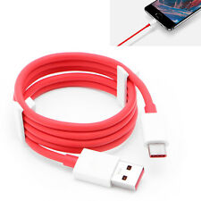Type-C Original Red Dash Fast Charge Charger Data USB Cable For Oneplus 3