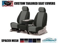 COVERKING SPACER MESH CUSTOM FIT SEAT COVERS FRONT for DODGE RAM 3500
