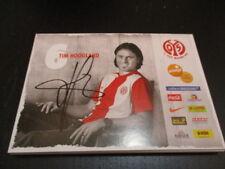 57813 Tim Hoogland FSV Mainz 05 original signierte Autogrammkarte