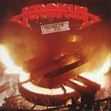 NEW Hardware by Krokus CD (Vinyl) Free P&H