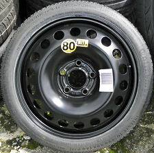 "Genuine Vauxhall Opel 16"" Space Saver Spare Wheel Vectra Astra Signum Zafira"
