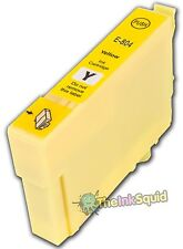 Yellow T0804 non-oem Hummingbird Ink Cartridge fits Epson Stylus Photo RX585