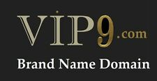 VIP9.com * * * a short executive style, brandable & Very Important Person Domain