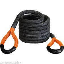 "Bubba Rope 176720ORG 1-1/4"" X 30 Big Bubba Orange Up To 8,000 lbs"
