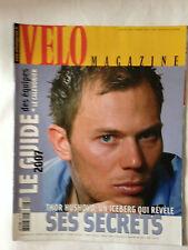 VELO MAGAZINE N°438 FEVR 2007 THOR HUSHOVD SES SECRETS