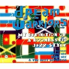 Dream Warriors My definition of a boombastic jazz style (1998) [Maxi-CD]