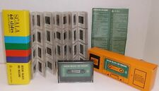 VATICAN PALACES & MUSEUMS Audiovisual Virtual Tour 60 Color Slides + Cassette