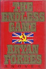 The Endless Game by Bryan Forbes (1985, Hardcover)