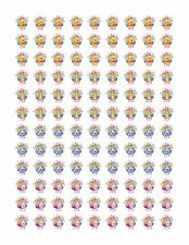 216 Winnie the Pooh Baby Shower Stickers Hershey kiss Labels Party Favors 1.5in